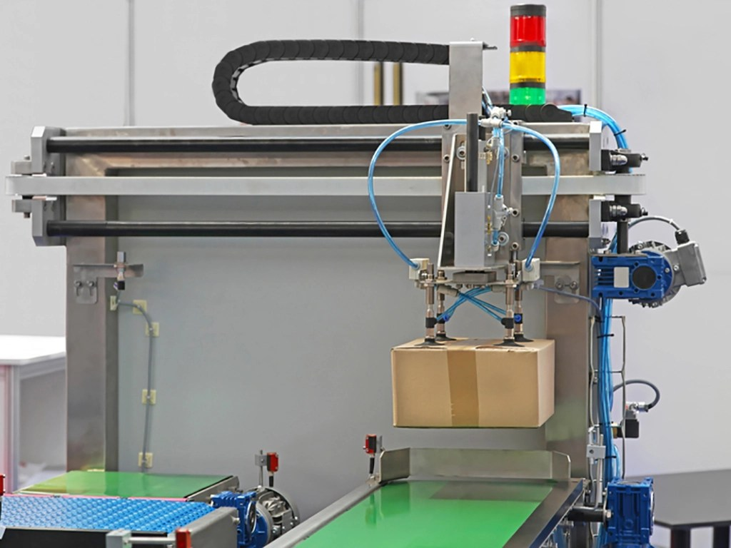 Motor Solutions For Material Handling Equipment Power