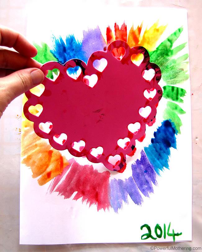 Simple Mother\u0027s Day Card - mother sday cards