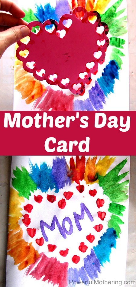 Simple Mother\u0027s Day Card