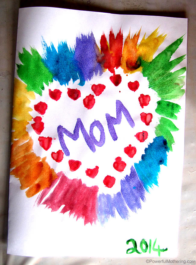 Simple Mother\u0027s Day Card - Mother S Day Cards