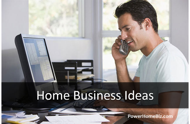 Home Business Ideas for New Small Business, Work at Home \ Online - online home based business ideas