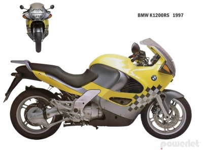 BMW K1200RS 1998 - 2007 - Powerlet Products