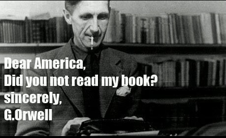 1984 was orwell right You're already familiar with george orwell's dystopian classic, 1984 phew, that  was easy think we're kidding well, you're right, we kind of are but, it is worth.