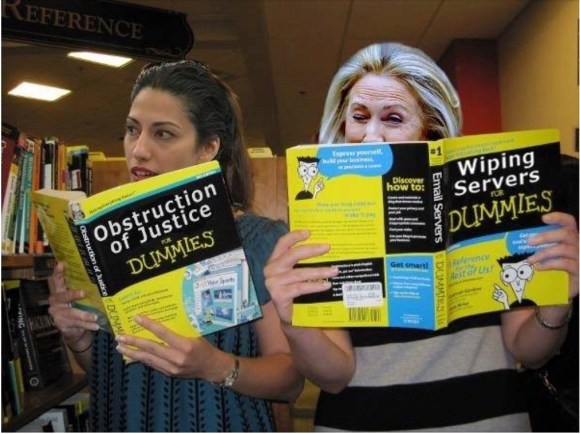 Hillary for Dummies copy