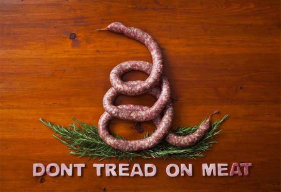 Tread on Meat copy