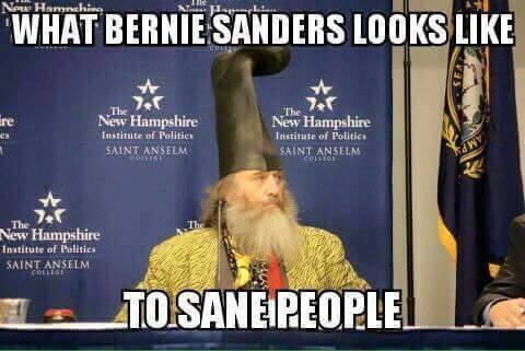 Sanders Sane People