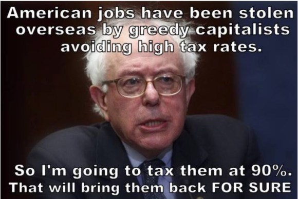 Bernie's Tax Ignorance copy