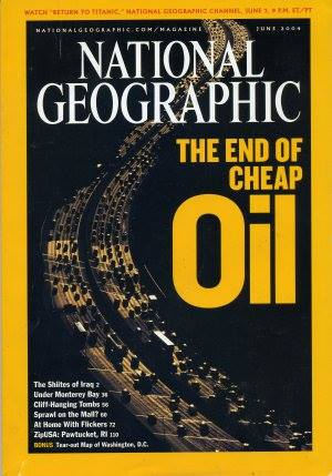Nat Geo Cheap oil