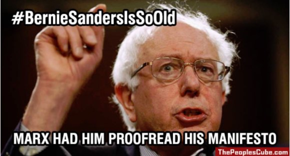 Old Bernie