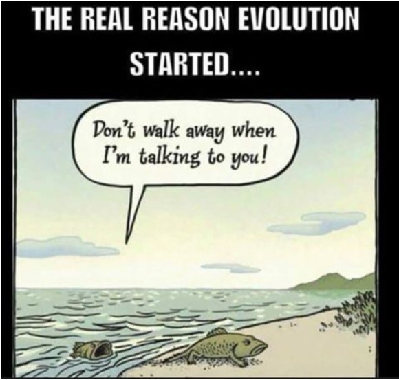 How Evolution Started copy