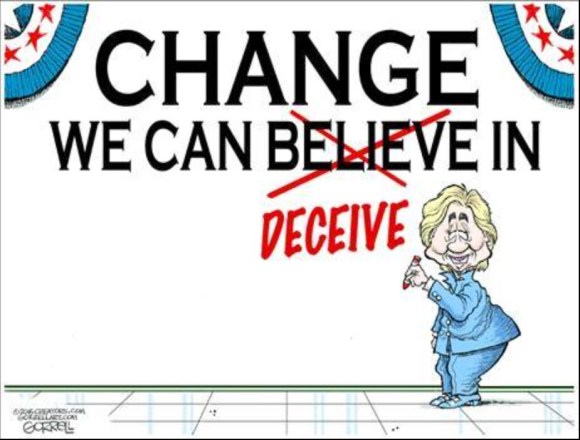 Change Deceive copy