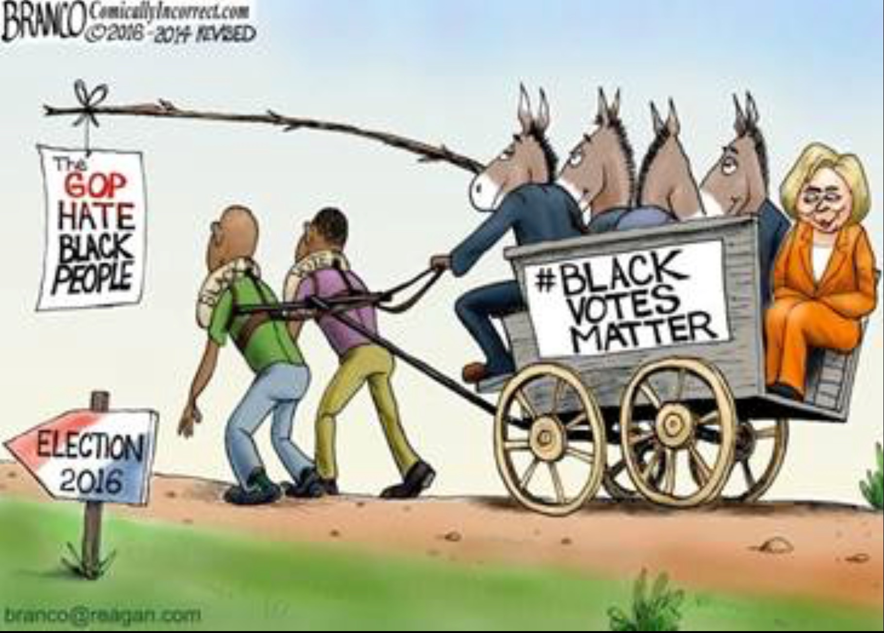 Black Votes Matter copy