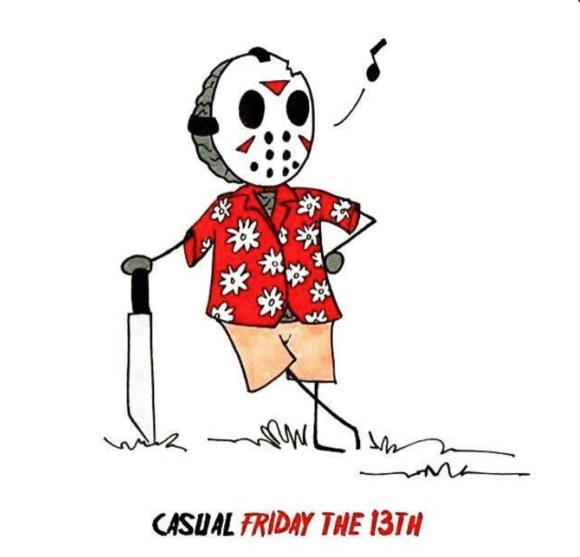 Casual Friday 13th
