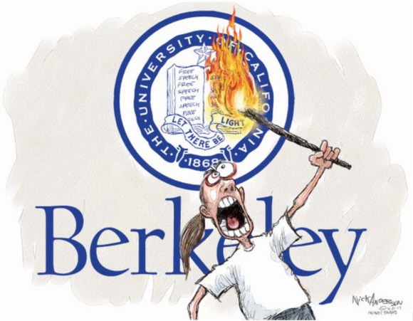 Crazy Berkeley