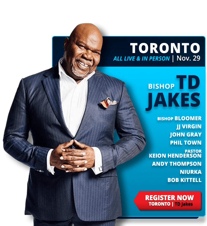 TD Jakes LIVE
