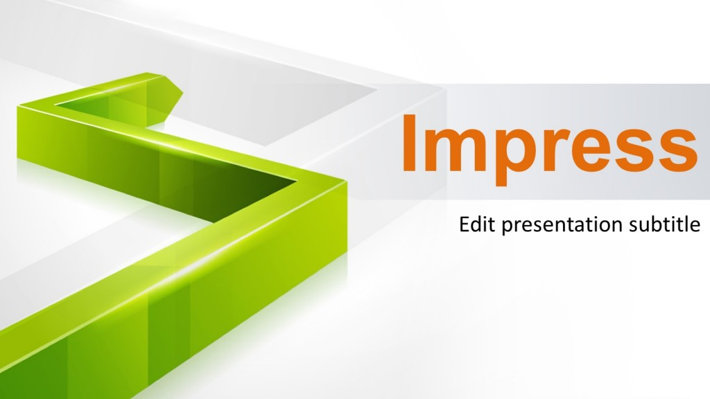 Perspective PowerPoint Templates - PowerPoint Templates
