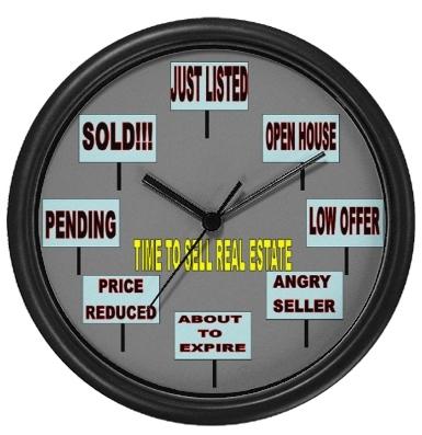 Realtor Clock