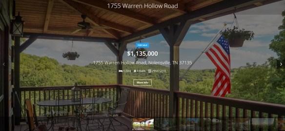 1755 Warren Hollow Road, Nolensville, TN