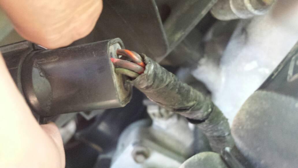 60 fan clutch wiring chopped!!!!! - Page 2 - Ford Powerstroke