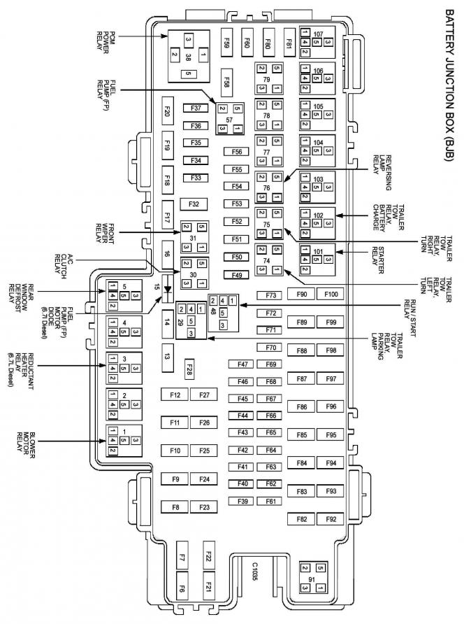 2015 ford f 250 wiring diagram