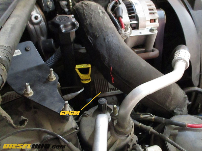 60L Power Stroke Glow Plug System Troubleshooting Guide