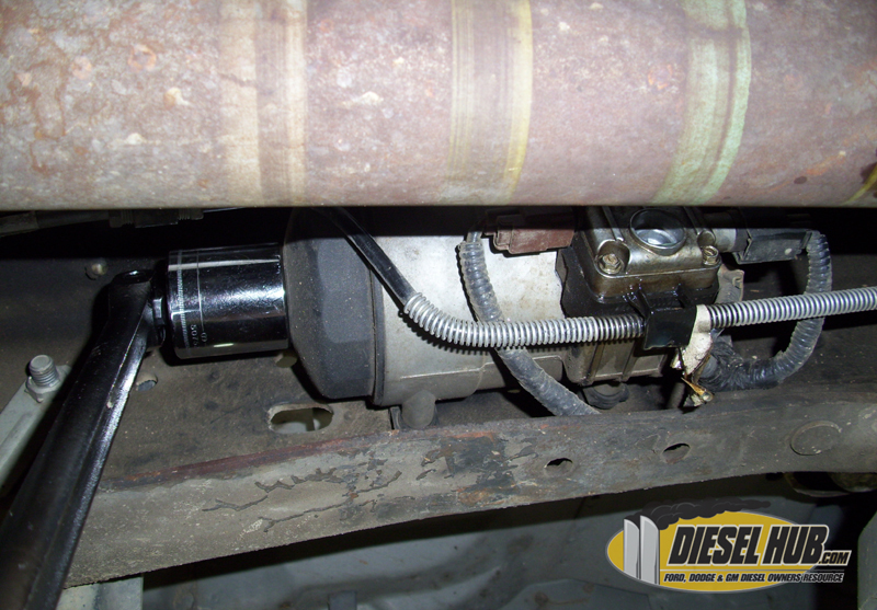 2006 Ford Fuel Filter Removal Wiring Diagram