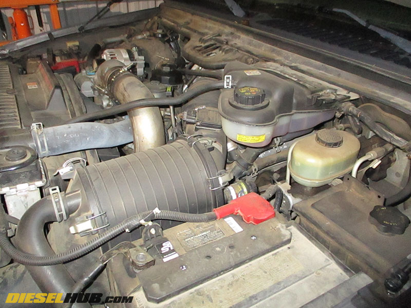 60L Power Stroke Injector Removal and Installation (Replacement