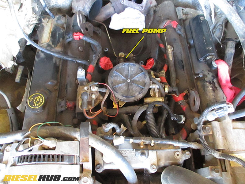 1994-1999 73L Power Stroke Fuel Pump Replacement Guide