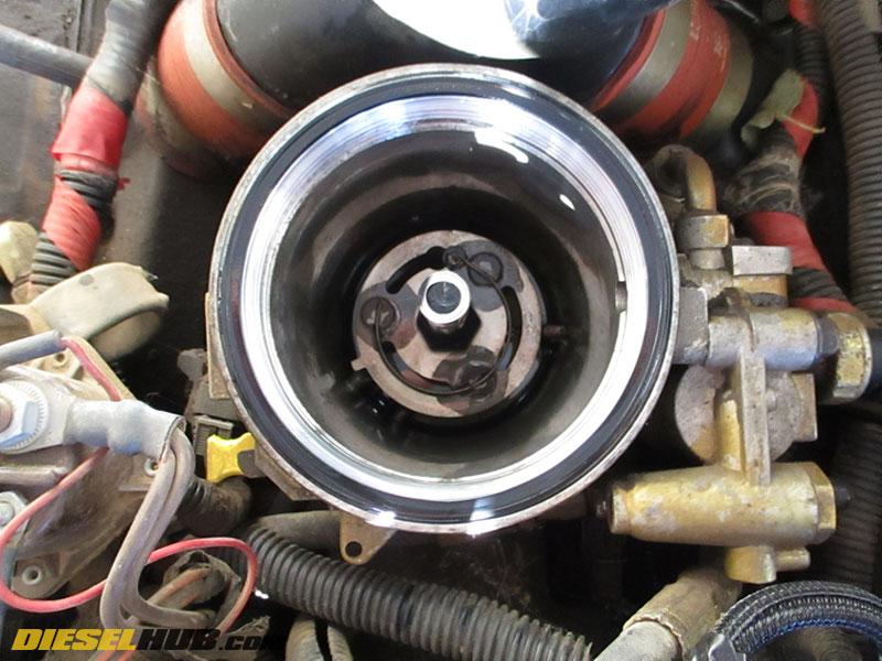 73L Power Stroke Fuel Filter Replacement Procedures