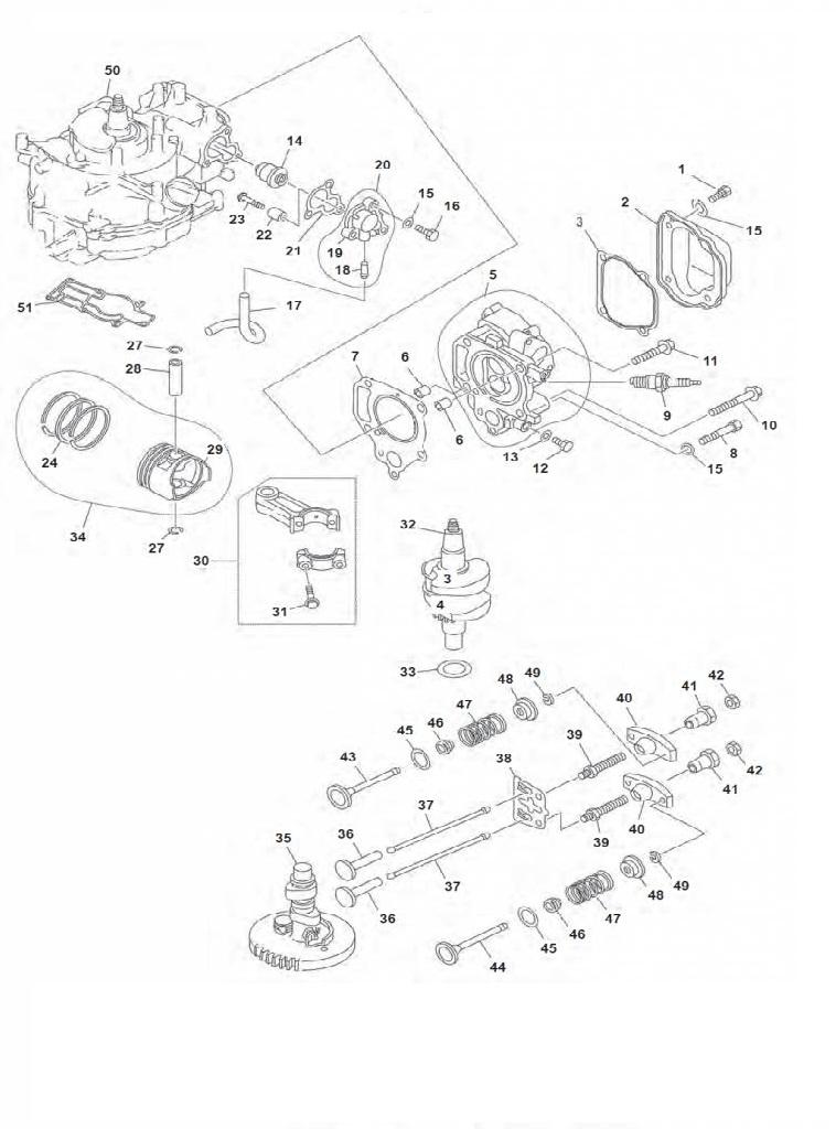 yamaha boat wiring diagram hecho