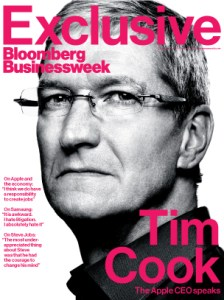 Tim Cook became CEO of Apple in August 2011.