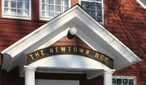 The Newtown Bee office building