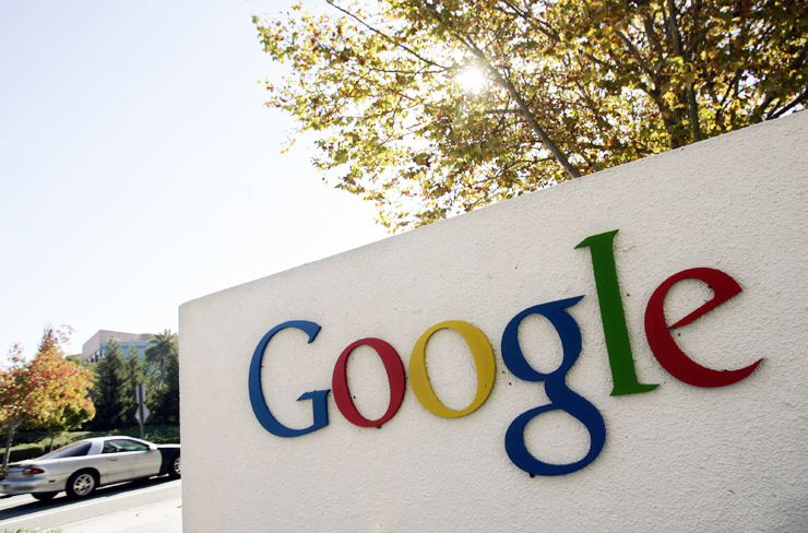 Google's headquarters in Mountain View, California. (AP photo)