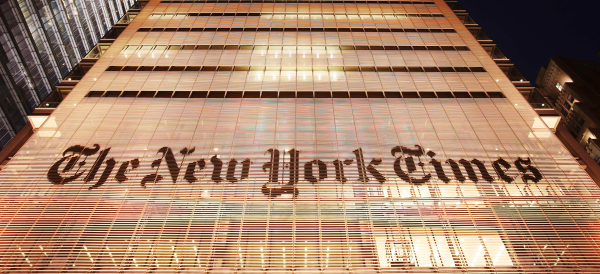 New York Times reports 41,000 new subscribers since the election