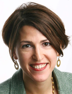 Hanna Ingber, the New York Times editor leading its new Reader Center initiative. (Photo via The New York Times)