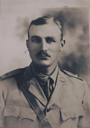 Lieutenant George Robert Stewart Walters MM - 11th Battalion - KIA 22-25 July 1916