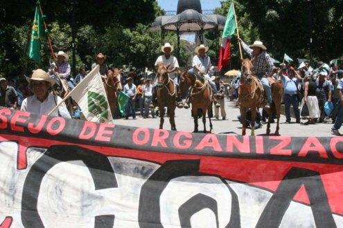 Amenaza de represión en Oaxaca contra el COOA