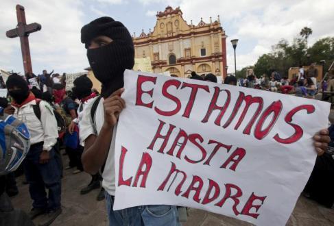 Abogadxs demandan parar agresión contra comunidades zapatistas