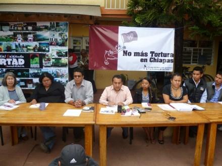 Caso Familia Rosette víctimas de Tortura en Chiapas