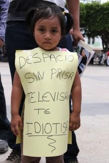 Foto-Reporte: Movilización #132 del  Parque Central al IFE ,Tuxtla,Gutiérrez #Chiapas #Tgz