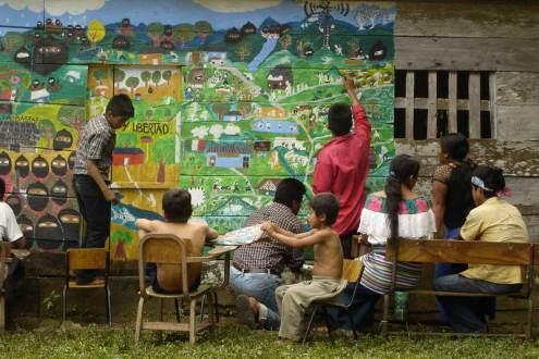 Chiapas: El EZLN anuncia el segundo Nivel de la Escuela Zapatista 