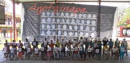 """""""Postura inflexible de Peña Nieto, al no dar marcha atrás a su verdad histórica"""", Ayotzinapa."""