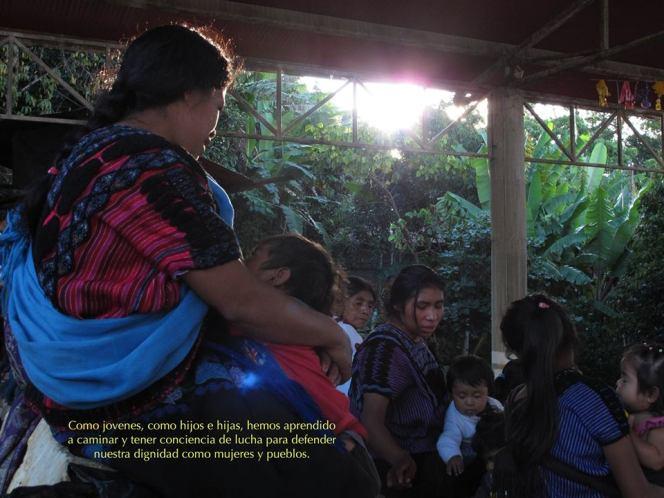 """Chiapas """"Tanta impunidad, mentira, cinismo e hipocresía del mal gobierno, hicieron que nuestros ojos se abrieran""""."""