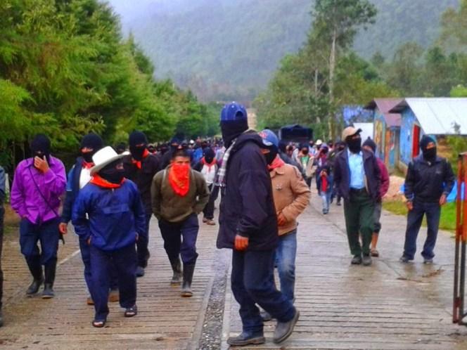 Capitalismo, guerra y contrainsurgencia en Chiapas.  Gaspar Morquecho