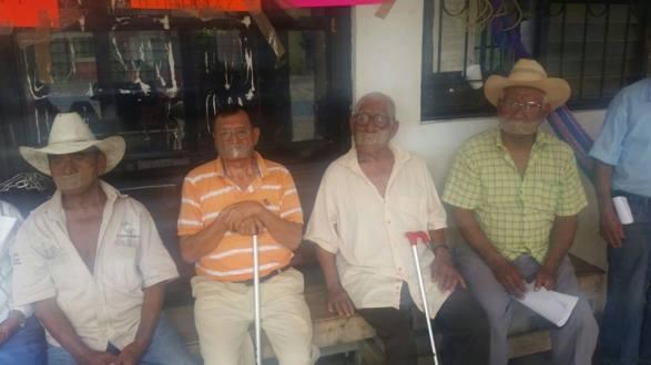 """""""Ante la opresión y criminalización se ha dejado de creer en el gobierno de Velasco"""", ejidatarios de Chicoasén."""
