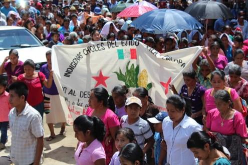 Ejidatari@s de Tila, integrantes de la Sexta, Denuncian intento de enfrentamiento y se solidarizan con Xochicuautla y Ostula
