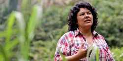 Honduras: Transnacionales y gobierno responsables del asesinato de Berta Cáceres, luchadora social.