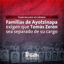 Ayotzinapa México: las explicaciones del sr. Zerón.