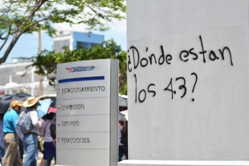 Ayotzinapa a 21 meses, ni perdón ni olvido.