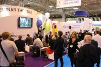 The Business Seminar Theatre returned toThe Print Show this year,